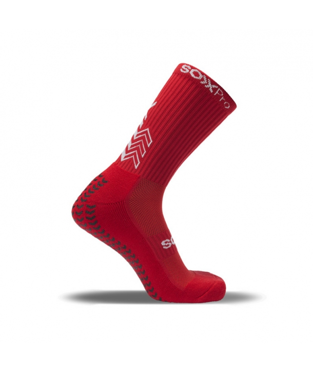 SOXPRO CALZA RED
